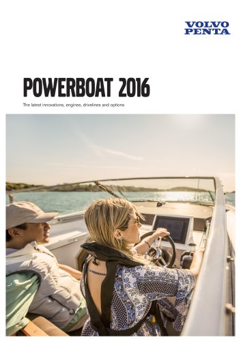 Powerboat 2016