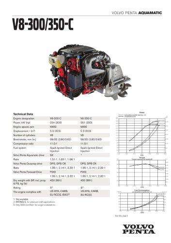 V8-300/350-C