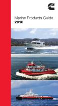 Marine Products Guide 2018