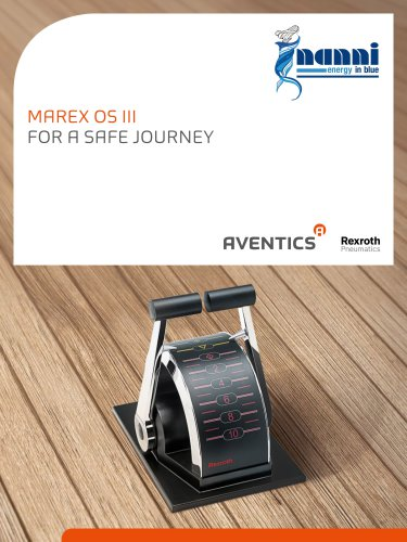 Marex OS III