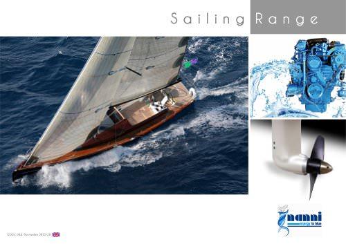 Sailing range