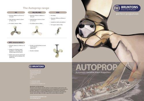 Autoprop Brochure