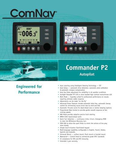 Commander P2 Autopilot