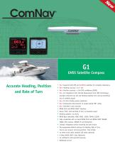 G1 GNSS Satellite Compass