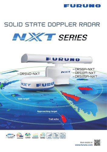 SOLID STATE DOPPLER RADAR NXT SERIES