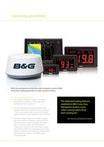 B&G Zeus Sailing Navigation System Brochure - 3