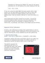Quick guide to instrument calibration - 5
