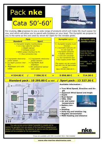 Packs Cata nke 2011