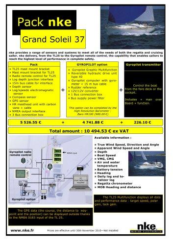 Packs nke - Grand Soleil