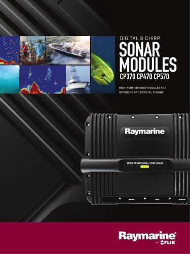 CP370-470-570 Sonar Modules