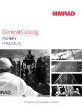 Simrad main product catalogue