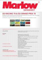 D2 RACING 78 & D2 GRAND PRIX 78