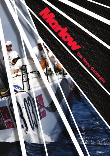 Marine Rope Catalogue