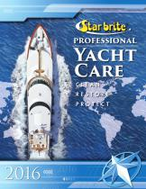PROFESSIONAL YACHT Care 2016