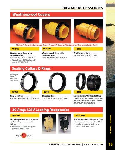 30 Amp Accessories