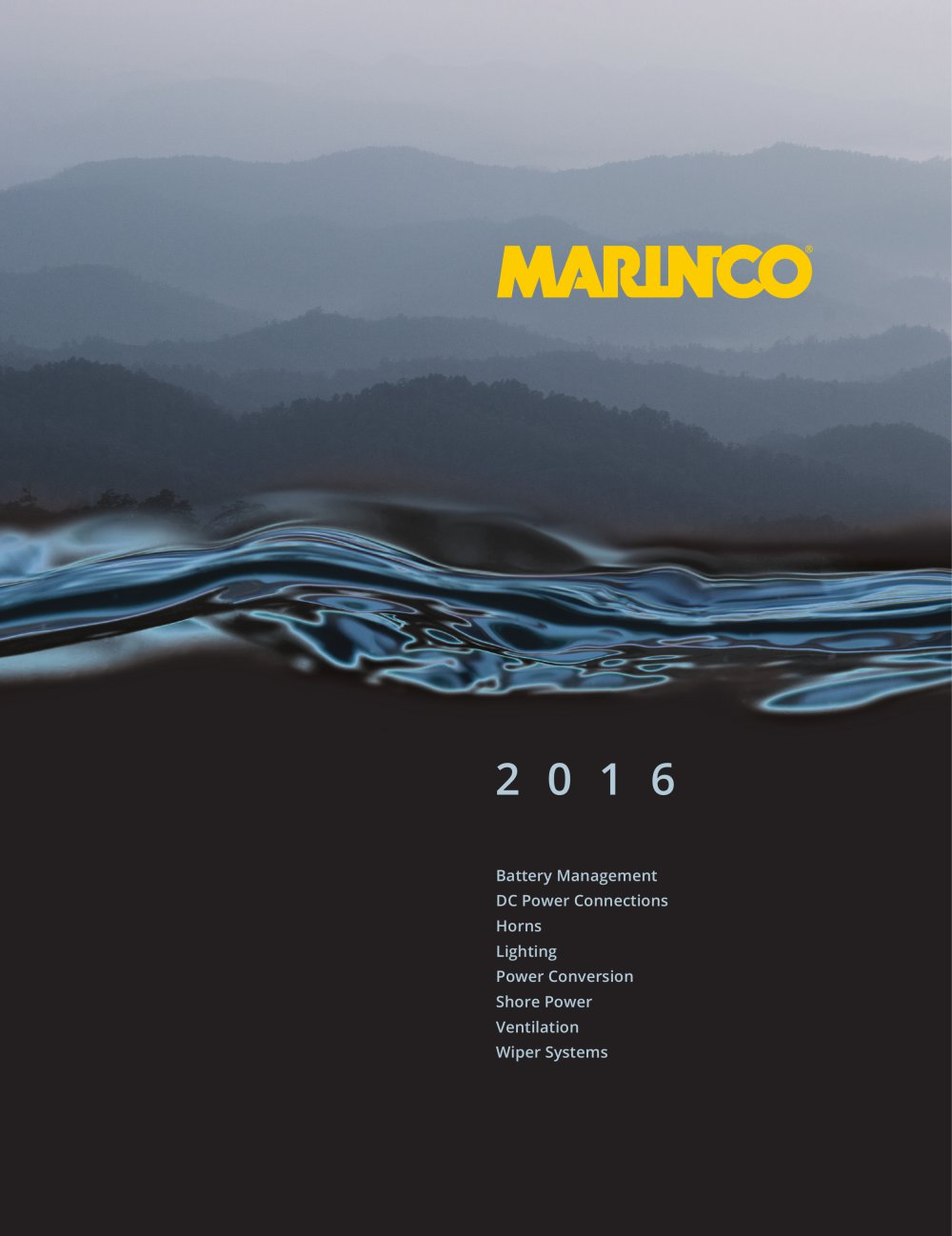 Marinco Catalog Pdf Catalogues Documentation Boating Trolling Motor Plug Wiring 1 104 Pages