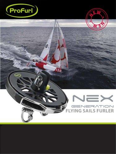 generation nex Swivel pro am FLYING SAILS FURLER