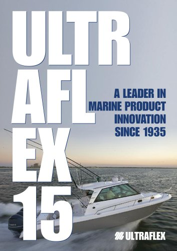 ULTRAFLEX 2015 - English catalogue