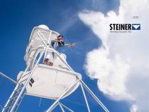 STEINER Marine Catalogue 2015