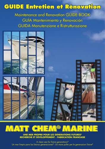 MAINTENANCE AND RENOVATION GUIDE-BOOK