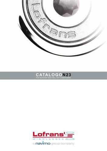 2009 Lofrans General Catalogue