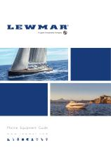 Lewmar Catalogue 2020