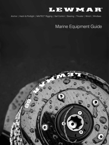 Marine Equipment Guide 2010