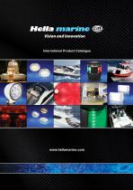 Hella marine Catalogue - International English