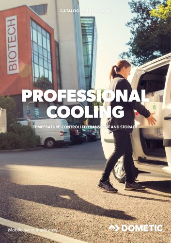 PROFESSIONAL COOLING