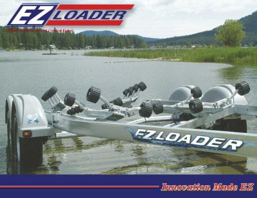 EZ Loader Adjustables 2009 Brochure