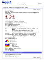 Poly-urethane Clear Satin comp A - 2