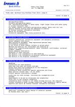 Poly-urethane Clear Satin comp A - 4