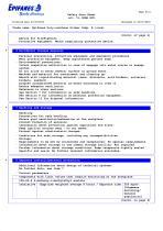 Poly-urethane comp B - 5