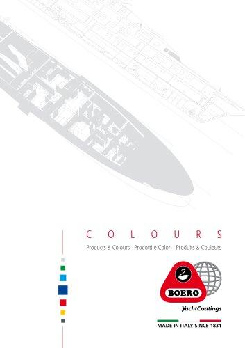 CC COLOURS