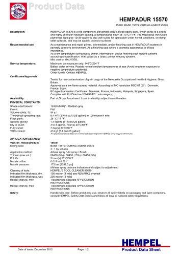 PDS HEMPADUR 15570