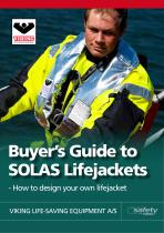 Buyers Guide to SOLAS Lifejackets