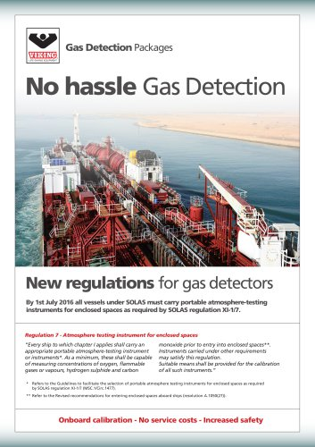 Gas Protection Packages
