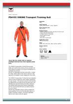 PS4103 VIKING Transport Training Suit