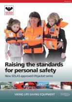 SOLAS Passenger Lifejacket 2014