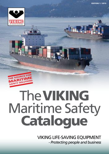 The VIKING Maritime Safety Catalogue