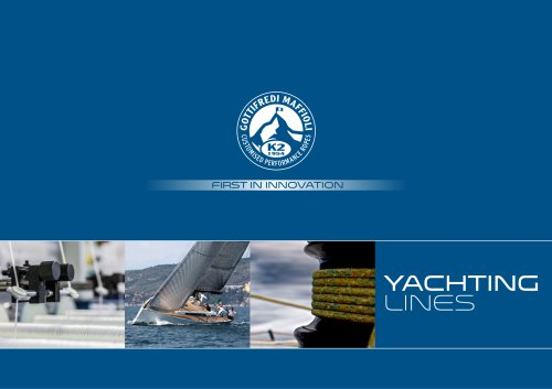 yachting  lines
