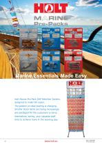 Marine Pre Packs