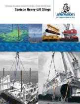 Offshore Sling Brochure