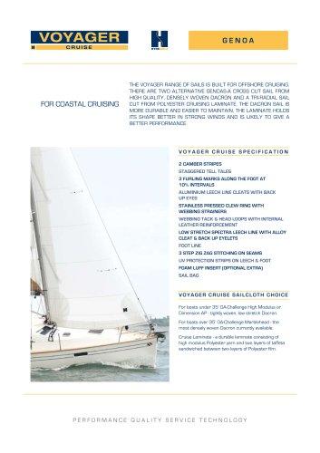 Voyager Genoa