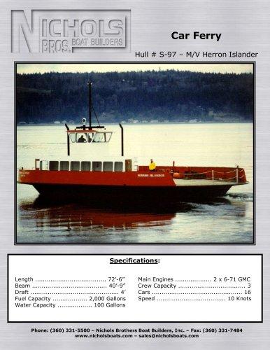 M/V Herron Islander