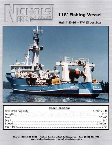 S-46 Silver Sea