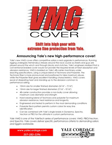 VMG COVER ANNOUNCEMENT