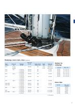 Mast bases & Deck rings - 13