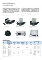 Mast bases & Deck rings - 2