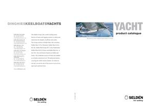Product Catalogue, YACHT - 1